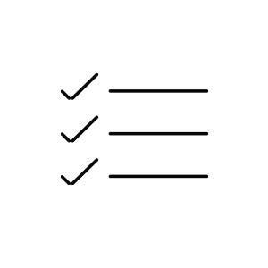 Pictogramme liste
