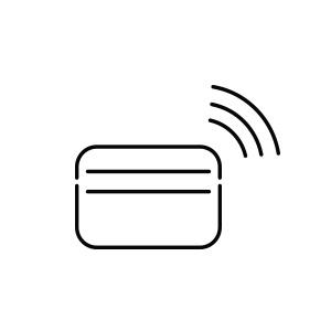 Pictogramme carte de paiement